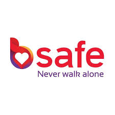 be safe logo