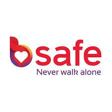 be safe logo
